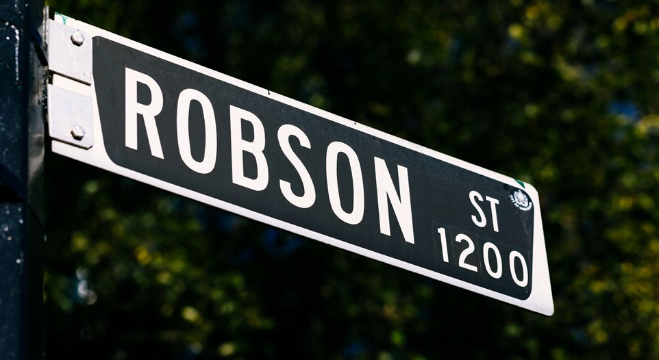 Robson Street – Shopping & Dining